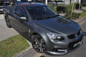 2015 HOLDEN UTE UTILITY SS STORM VF MY15