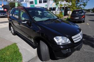 2007 MERCEDES-BENZ ML 4D WAGON 280 CDI (4x4) W164